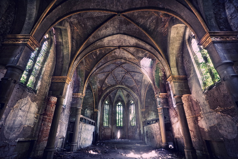 Forgotten Places